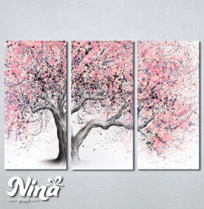 Slike na platnu Neobično drvo Nina241_3