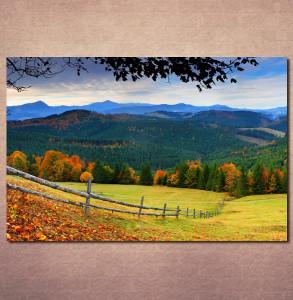 Slike na platnu Planinske jesenje boje Nina30121_P