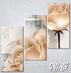 Slike na platnu Prelepe ruze Nina343_3