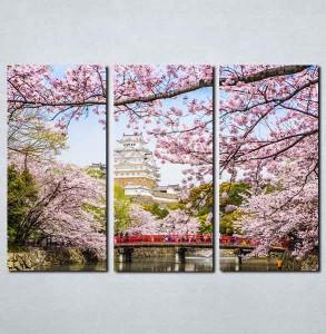 Slike na platnu Sakura Japan Nina083_3