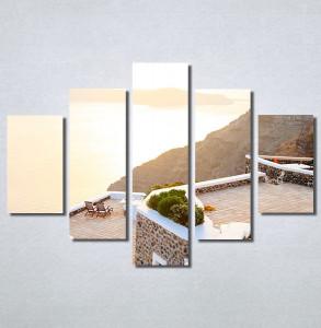 Slike na platnu Santorini Nina30203_5