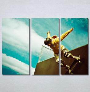 Slike na platnu Skejter Nina30219_3