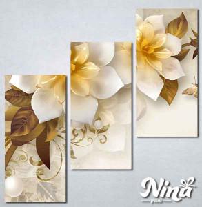 Slike na platnu Ukrasni cvet Nina271_3