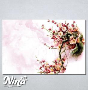 Slike na platnu Voćka u cvatu Nina254_P