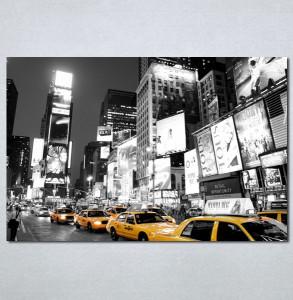 Slike na platnu Zuti taxi Nina134_P