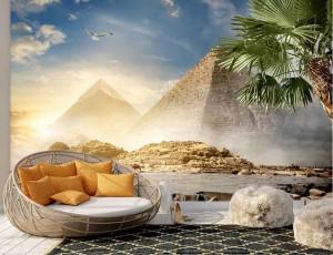 Foto tapeta Egipat piramide_Tapet150