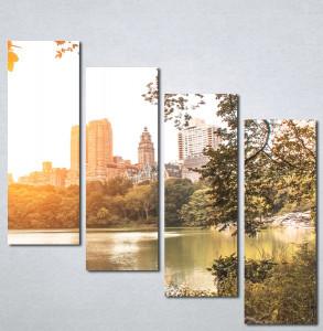 Slika na platnu Central park New York Nina3080_4