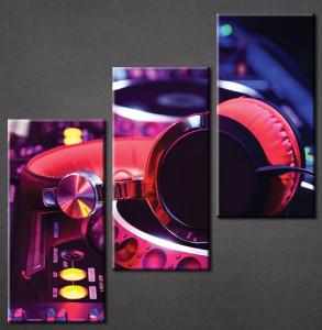 Slika na platnu DJ Nina3036_3