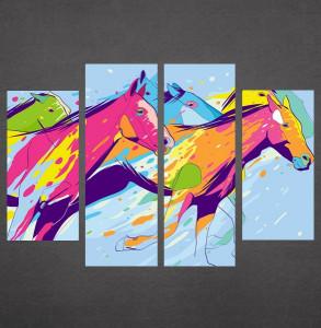 Slika na platnu Konji 3019_4