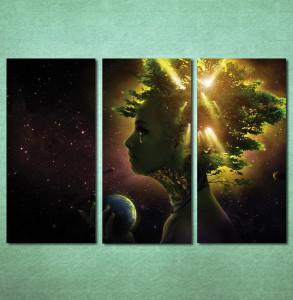 Slika na platnu Planeta Nina3072_3