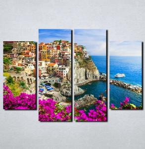Slike na platnu Abruco Italija Nina145_4