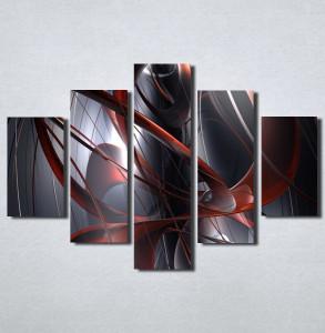 Slike na platnu Apstraktne slike Nina119_5