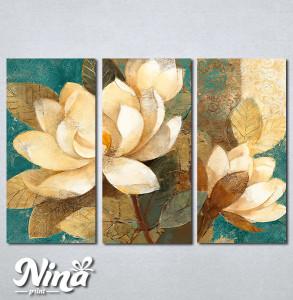 Slike na platnu Bež art ruže Nina288_3
