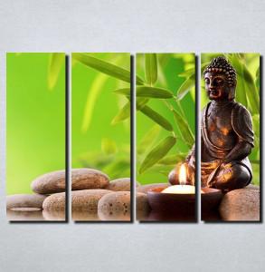 Slike na platnu Buda indijski filozof Nina172_4