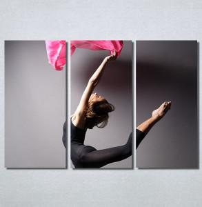 Slike na platnu Dancing girl Nina30154_3