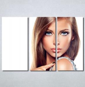 Slike na platnu Devojka sa plavim očima Nina30361_3