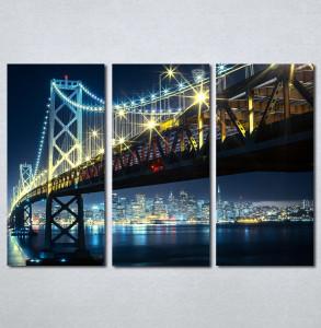 Slike na platnu Golden Gate bridge Nina30128_3