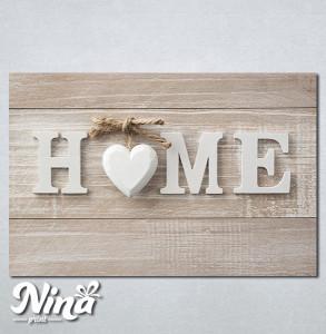 Slike na platnu Home 2 Nina283_P
