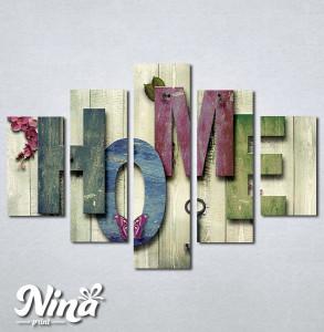 Slike na platnu Home Nina269_5