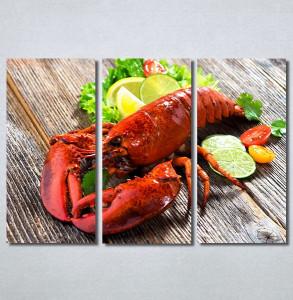 Slike na platnu Jastog Nina30342_3