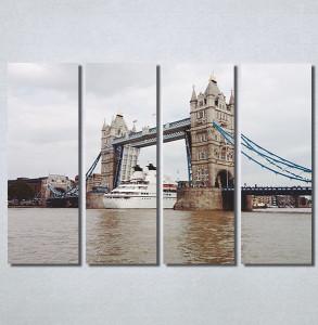 Slike na platnu London bridge Nina30181_4