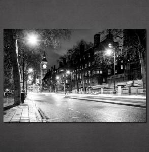 Slike na platnu London noću Nina30100_P