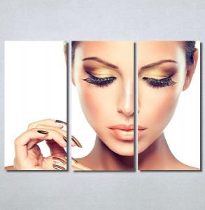 Slike na platnu Make up Nina30362_3