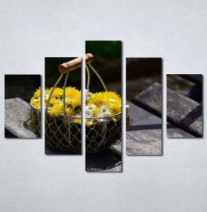 Slike na platnu Maslacak Nina206_5
