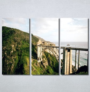 Slike na platnu Most na moru Nina30359_3