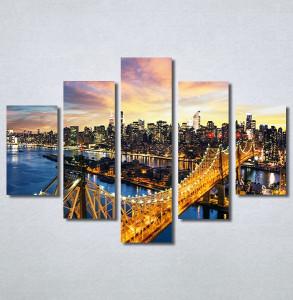 Slike na platnu New York city Nina30260_5
