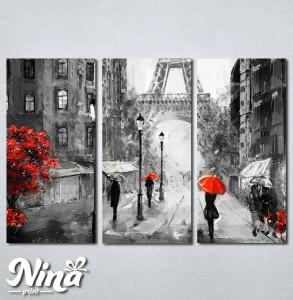 Slike na platnu Pariz Nina236_3