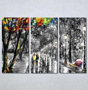 Slike na platnu Park aleja Nina202_3