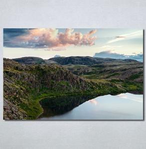 Slike na platnu Pejzaž Nina30241_P
