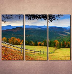 Slike na platnu Planinske jesenje boje Nina30121_3