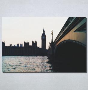 Slike na platnu Pogled na Big Ben Nina30202_P