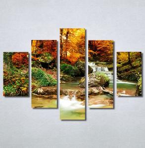 Slike na platnu Potok Nina30253_5