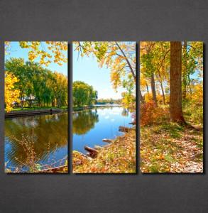 Slike na platnu Reka u jesen Nina30127_3