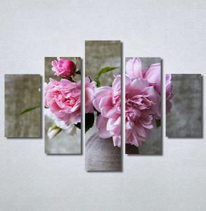 Slike na platnu Roze cvet Nina30333_5