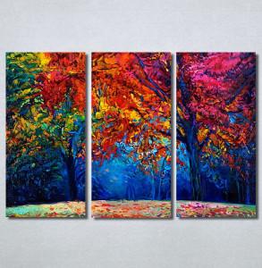 Slike na platnu Šuma art slike Nina30360_3