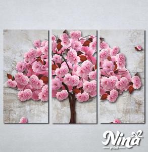 Slike na platnu Ukrasno drvo Nina340_3