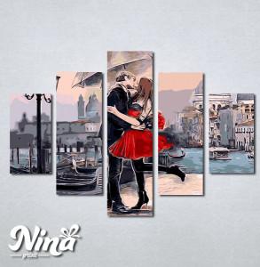 Slike na platnu Zaljubljeni par Nina246_5