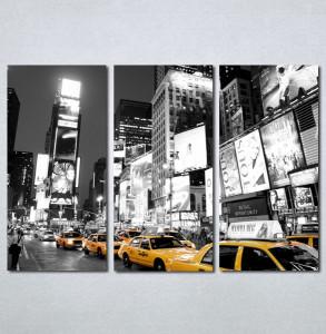 Slike na platnu Zuti taxi Nina134_3