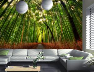 Foto tapeta Bambusi Tapet175