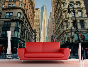 Foto tapeta New York Tapet020