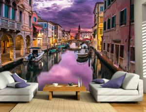 Foto tapeta Venecija Tapet120