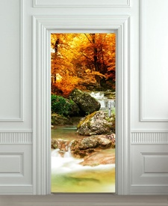 Nalepnica za vrata Potok 6112