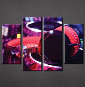 Slika na platnu DJ Nina3036_4