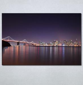 Slika na platnu Golden Gate most Nina30354_P