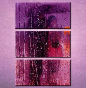 Slika na platnu Par na kiši Nina3043_3