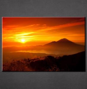 Slika na platnu Zalazak sunca Nina3077_P